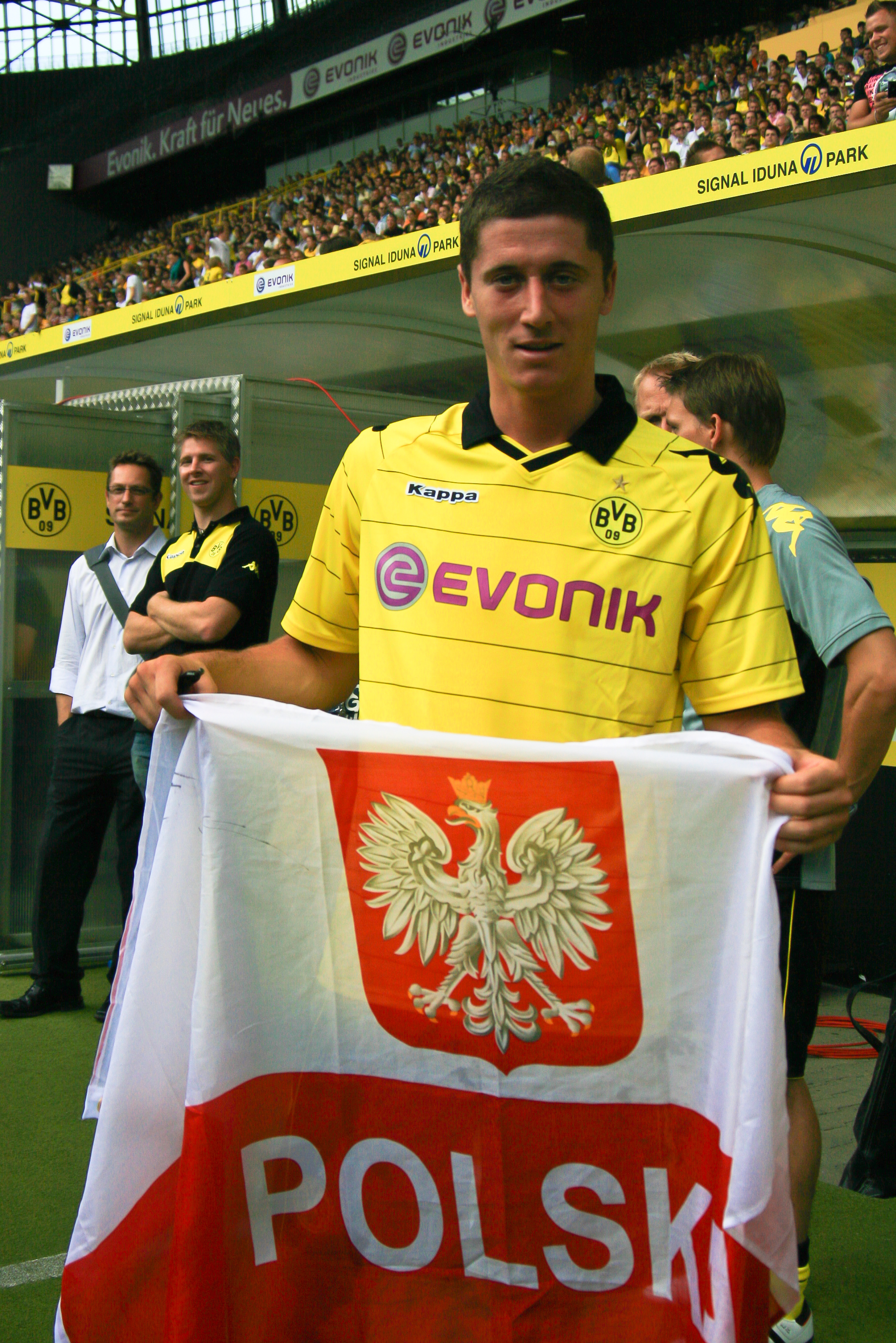 robert lewandowski bruder