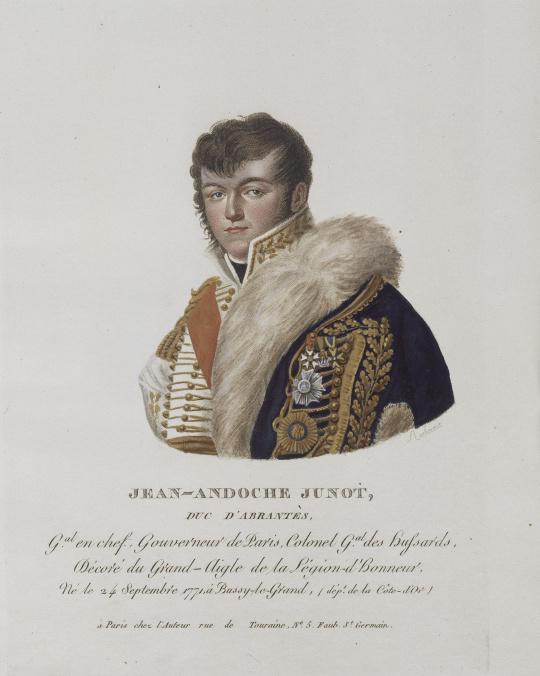 File:Rocheraux - Jean-Andoche Junot, duc d'Arrantès, né le 24 septembre 1771 à Bussy-le-grand.jpg