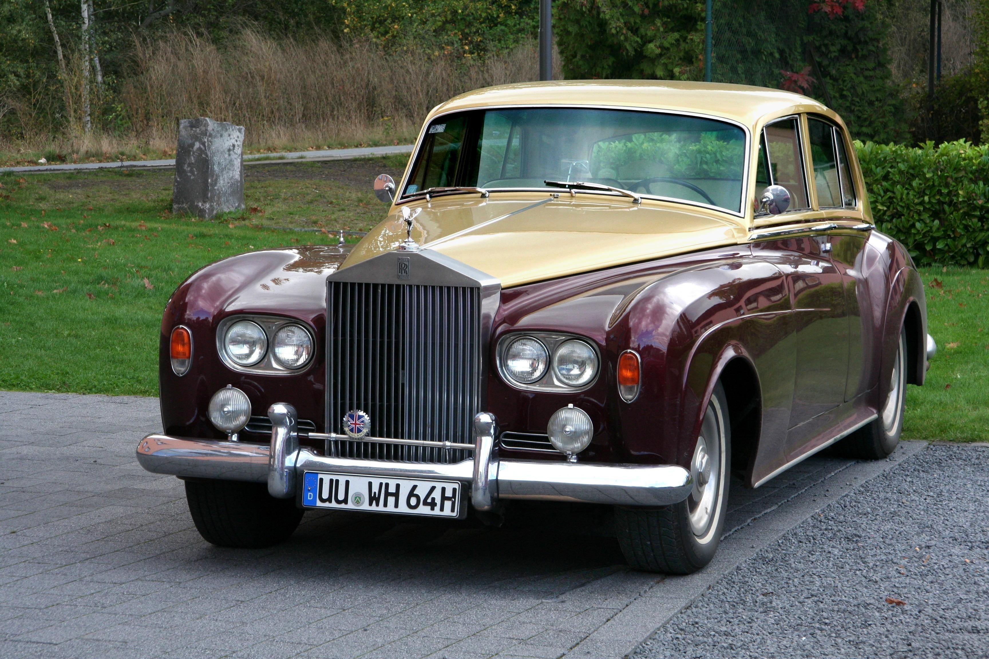 File Rolls Royce Silver Cloud Iii Bj 1964 Ret Jpg