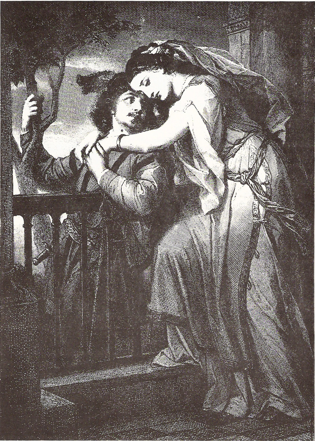 Romeo and juliet law kansas