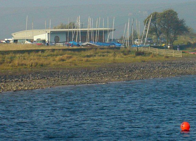 Rossendale Valley Sailing Club, Clowbridge Reservoir - geograph.org.uk - 66968