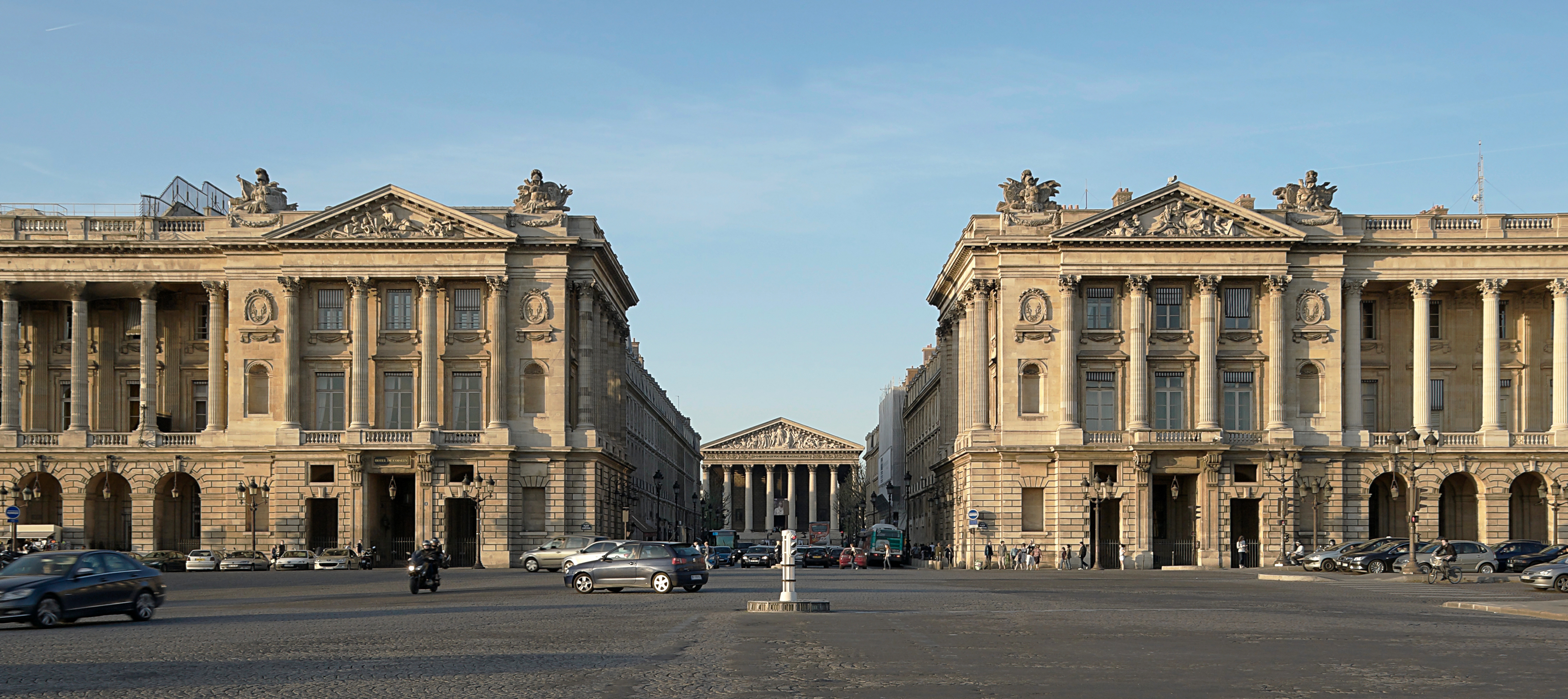 File Rue Royale Concorde Madeleine Jpg Wikimedia Commons