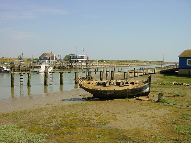 Rye Harbour - geograph.org.uk - 25087