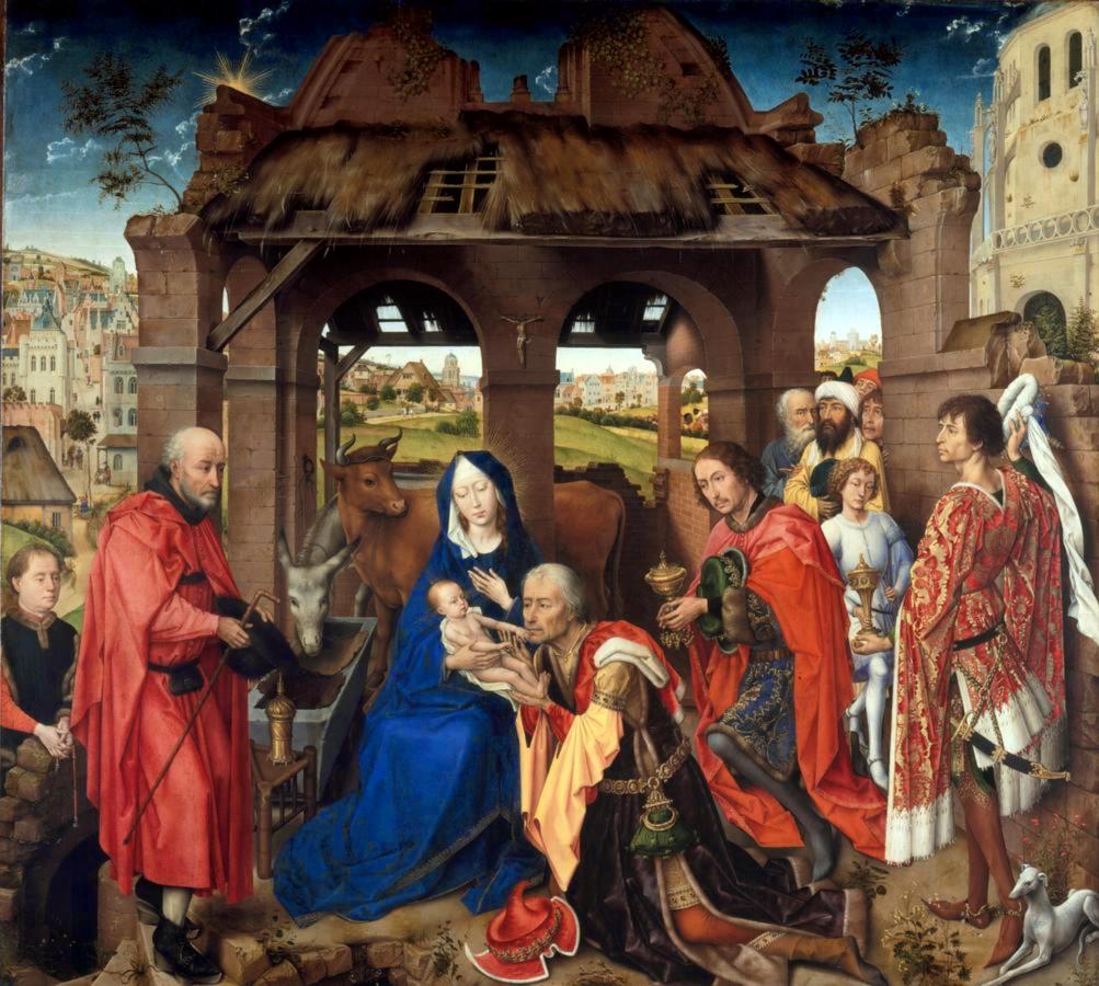 Tríptico del altar de Santa Columba - Wikipedia, la enciclopedia libre