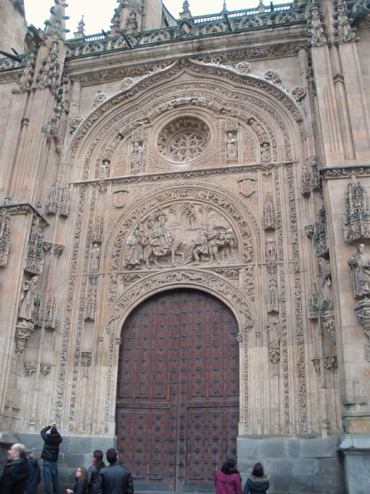 File salamanca catedral nueva puerta de for Puertas salamanca