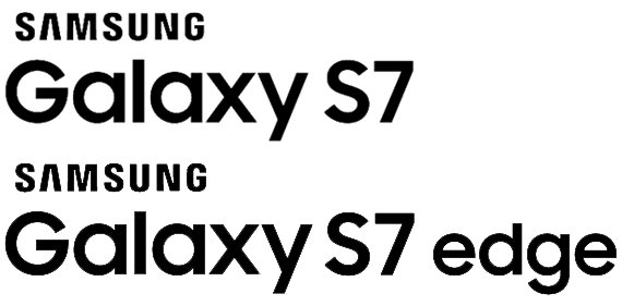file:samsung galaxy s7 and s7 edge logo - wikimedia commons