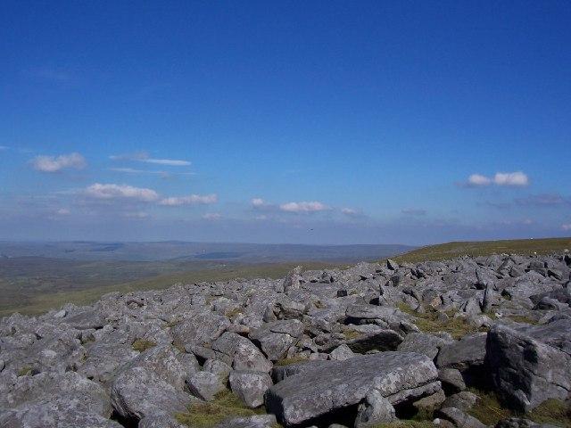 Screes near Cross Fell
