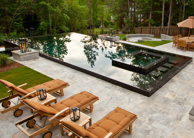 Spa Pool Landscaping