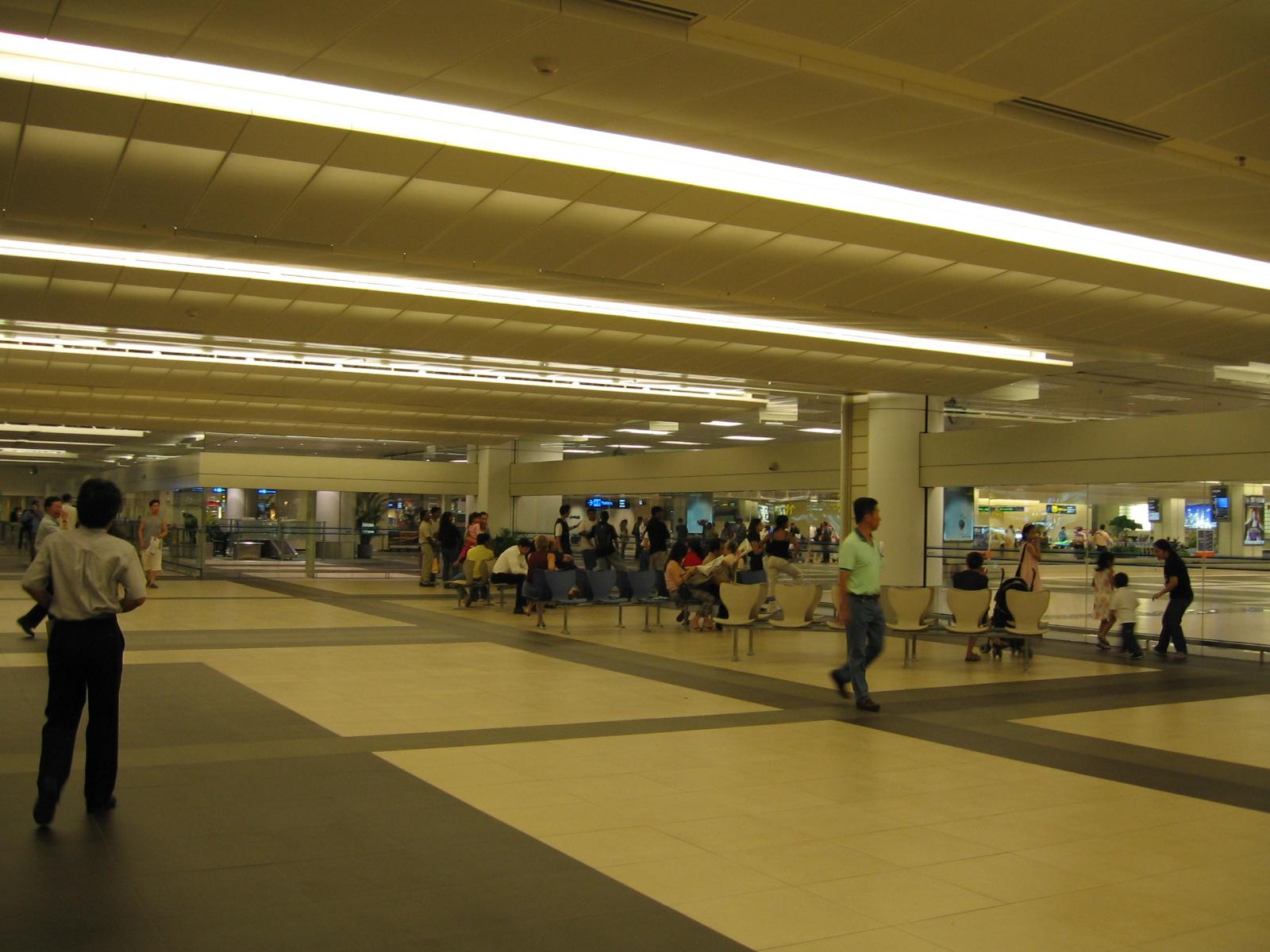 file singapore changi airport terminal 2 arrival hall. Black Bedroom Furniture Sets. Home Design Ideas
