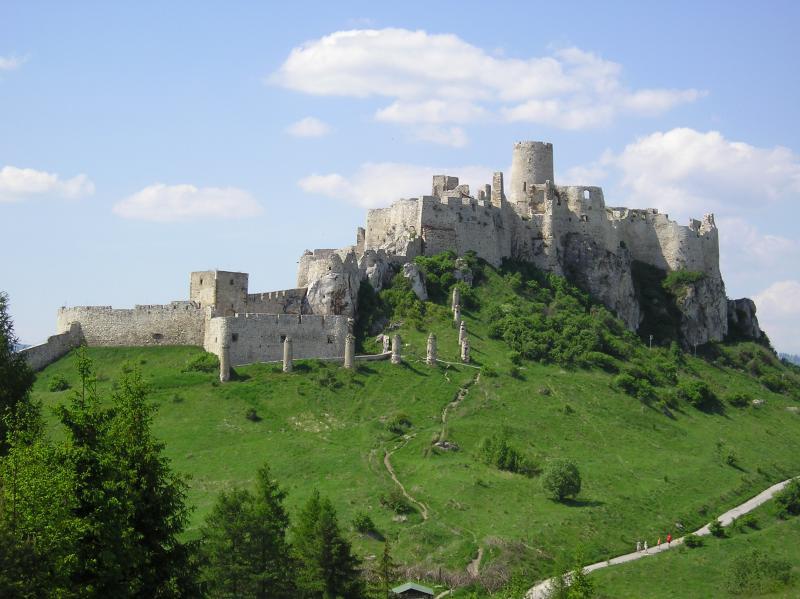 Fichier:Spisska nova ves...castle.jpg