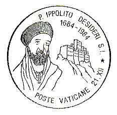Ippolito Desideri Italian tibetologist