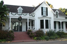 Stow House place in California listed on National Register of Historic Places