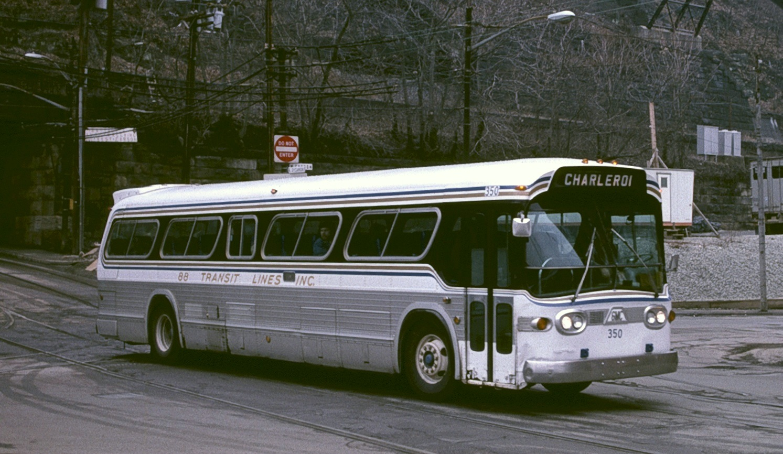 File:Suburban-type GM New Look bus - Pittsburgh, 1984 jpg