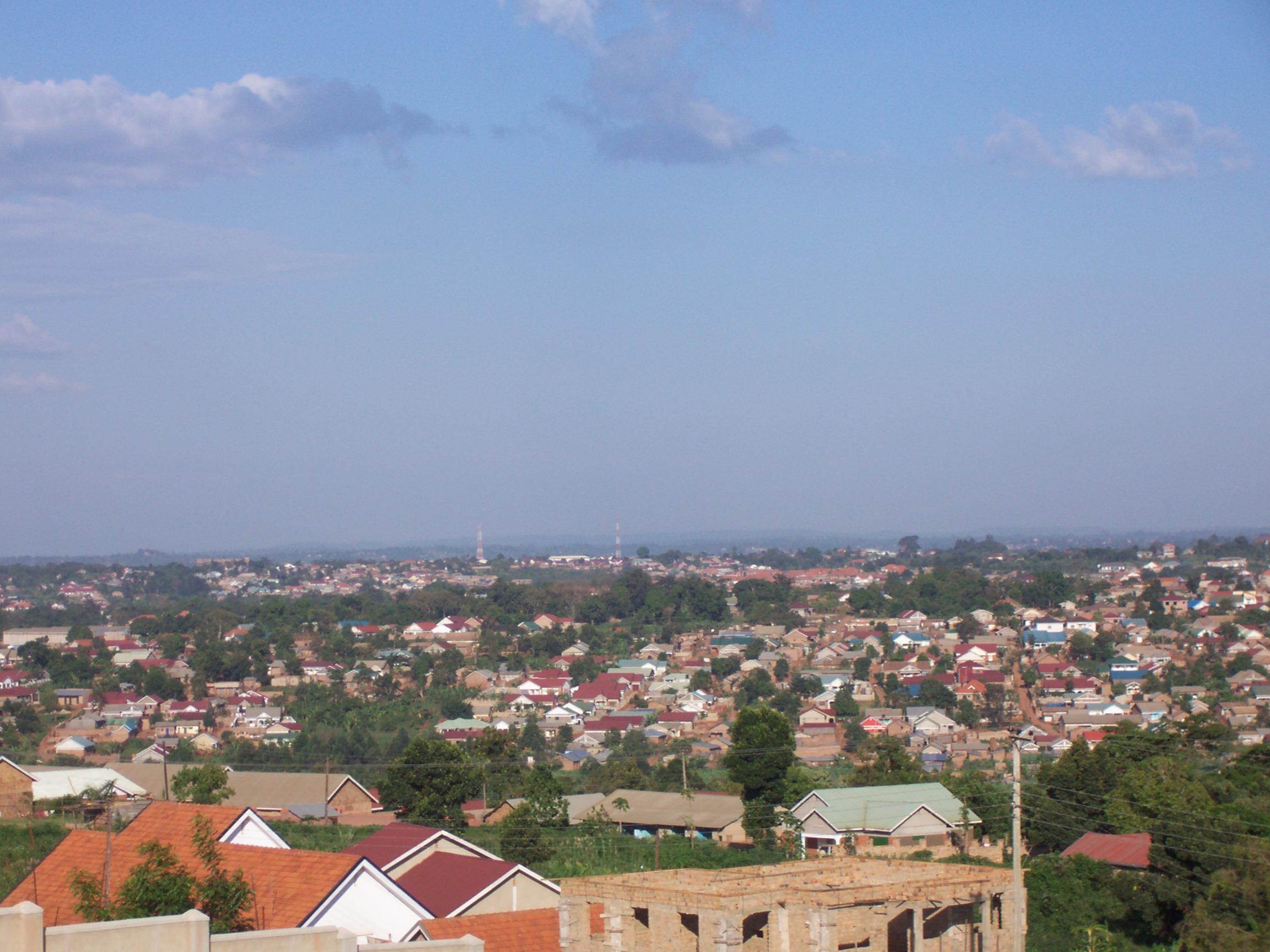 Suburban Kampala