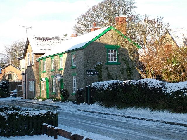 Sun Inn, Leintwardine (Geograph 383027 by Peter Evans).jpg