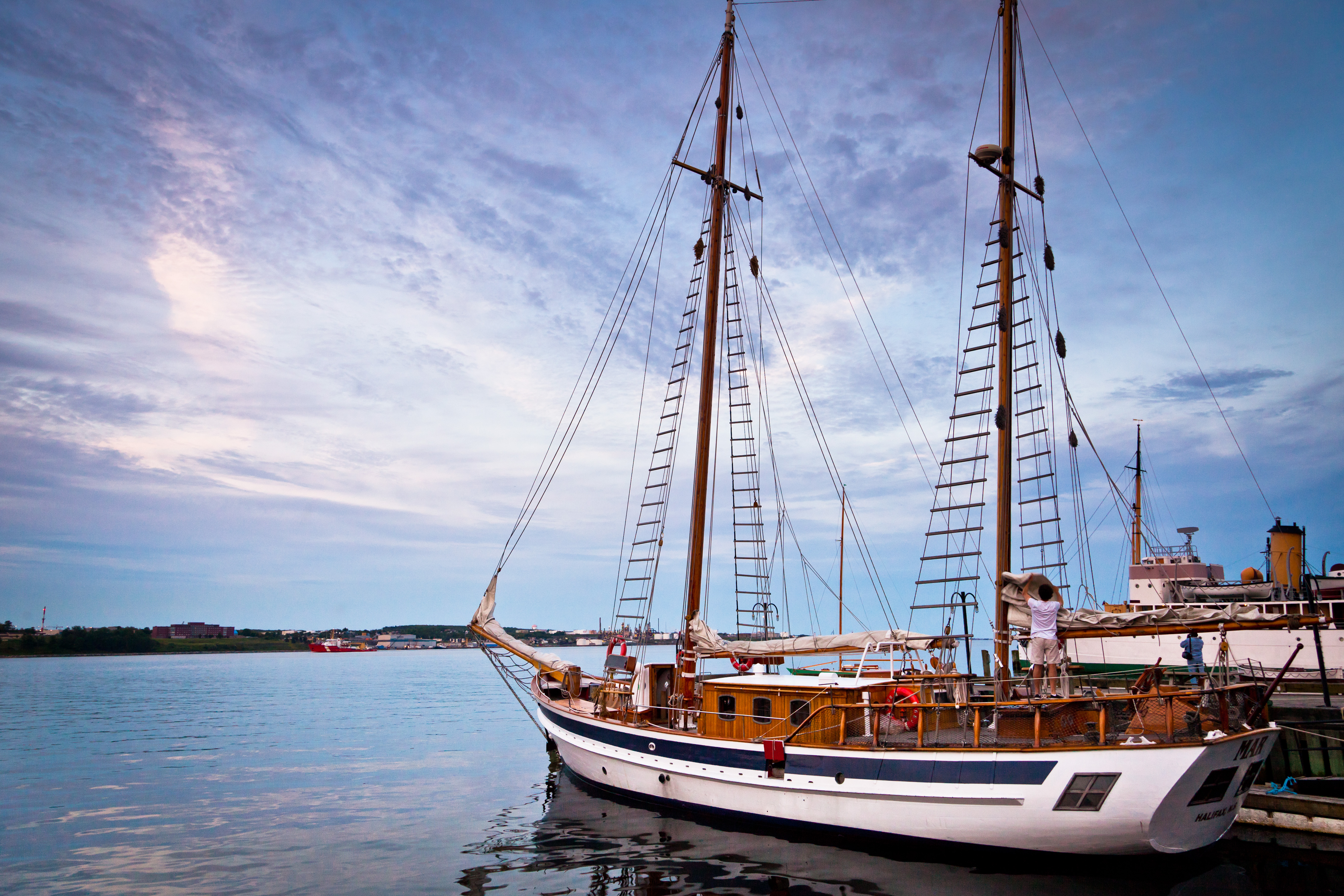 Can Halifax sail to a new Golden Age based on innovation and entrepreneurial culture?