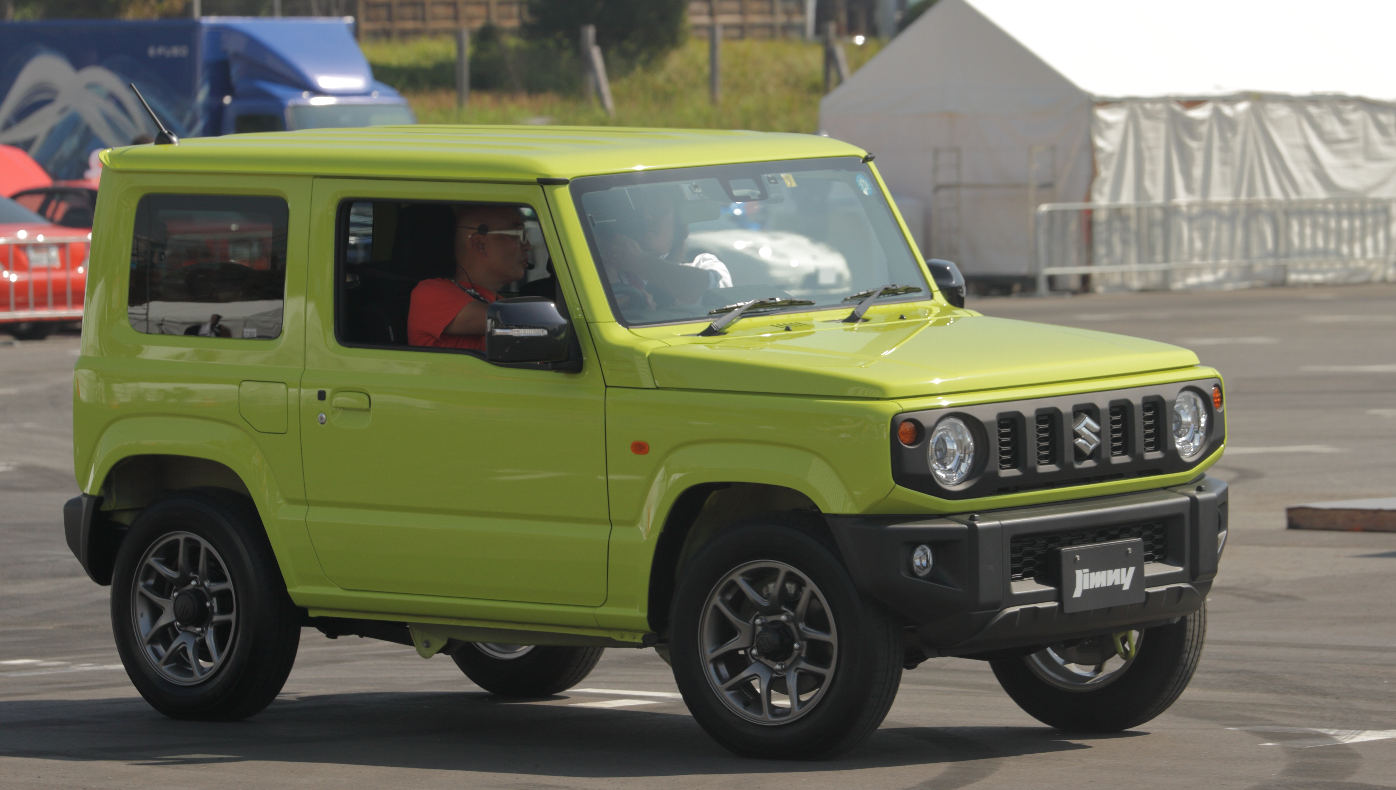 Suzuki Jimny — Вікіпедія