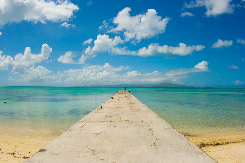 Okinawa Island Search Kochan Beach