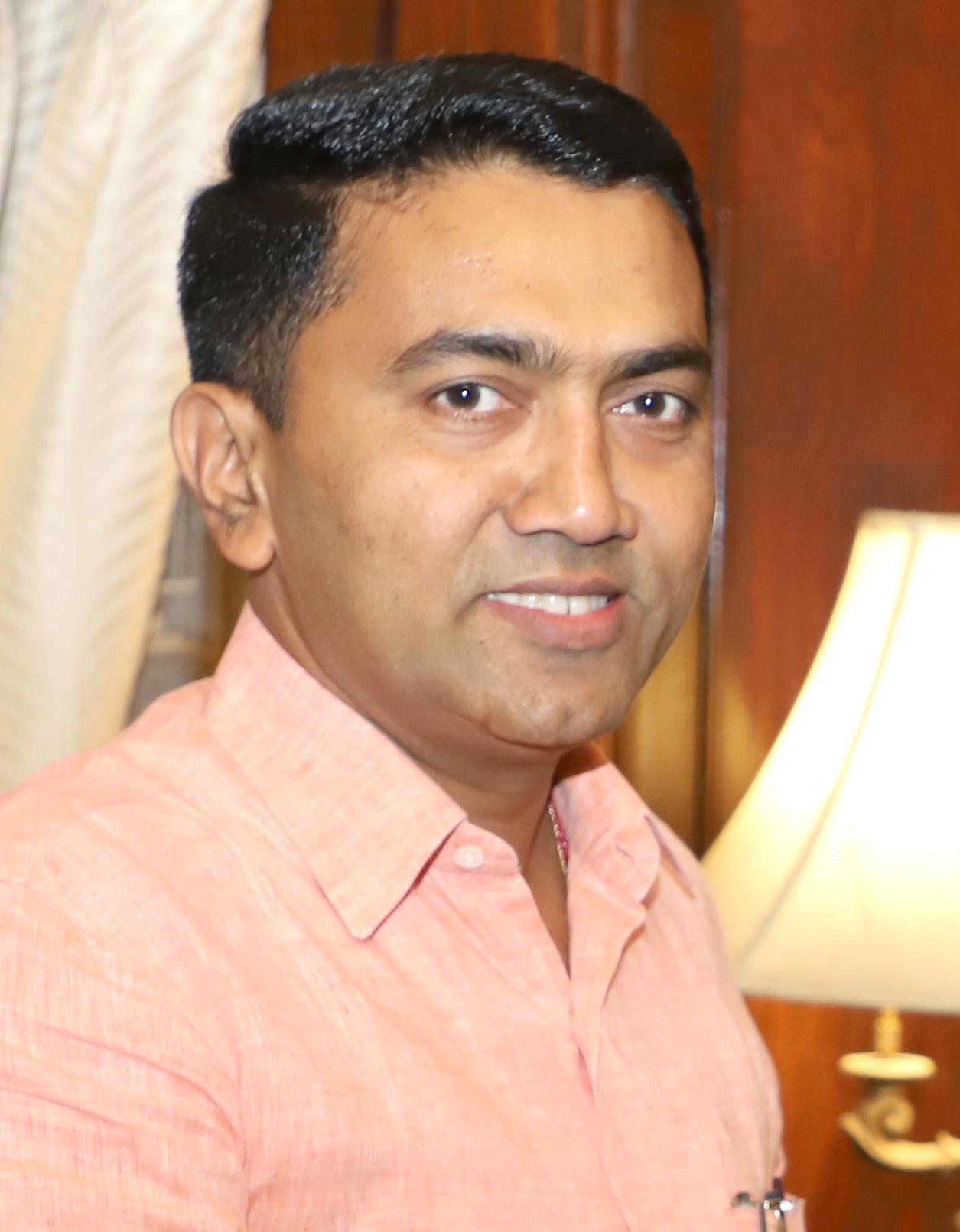 Pramod Sawant - Wikipedia