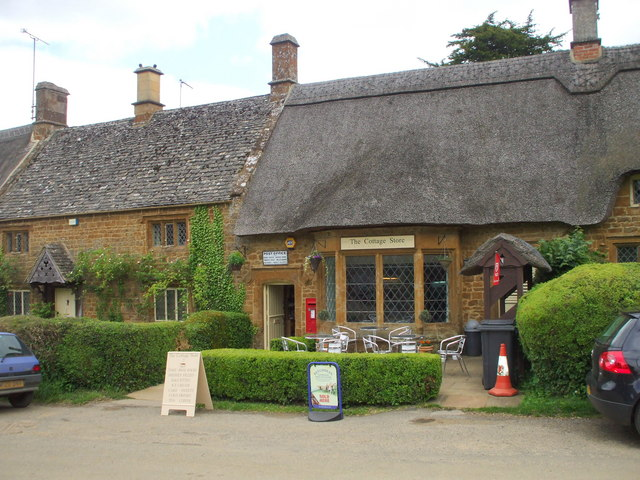 The Cottage Store, Great Tew, Oxon - geograph.org.uk - 1614494