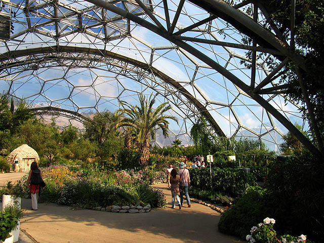 The Hot, Dry Biome, Eden Project - geograph.org.uk - 219410