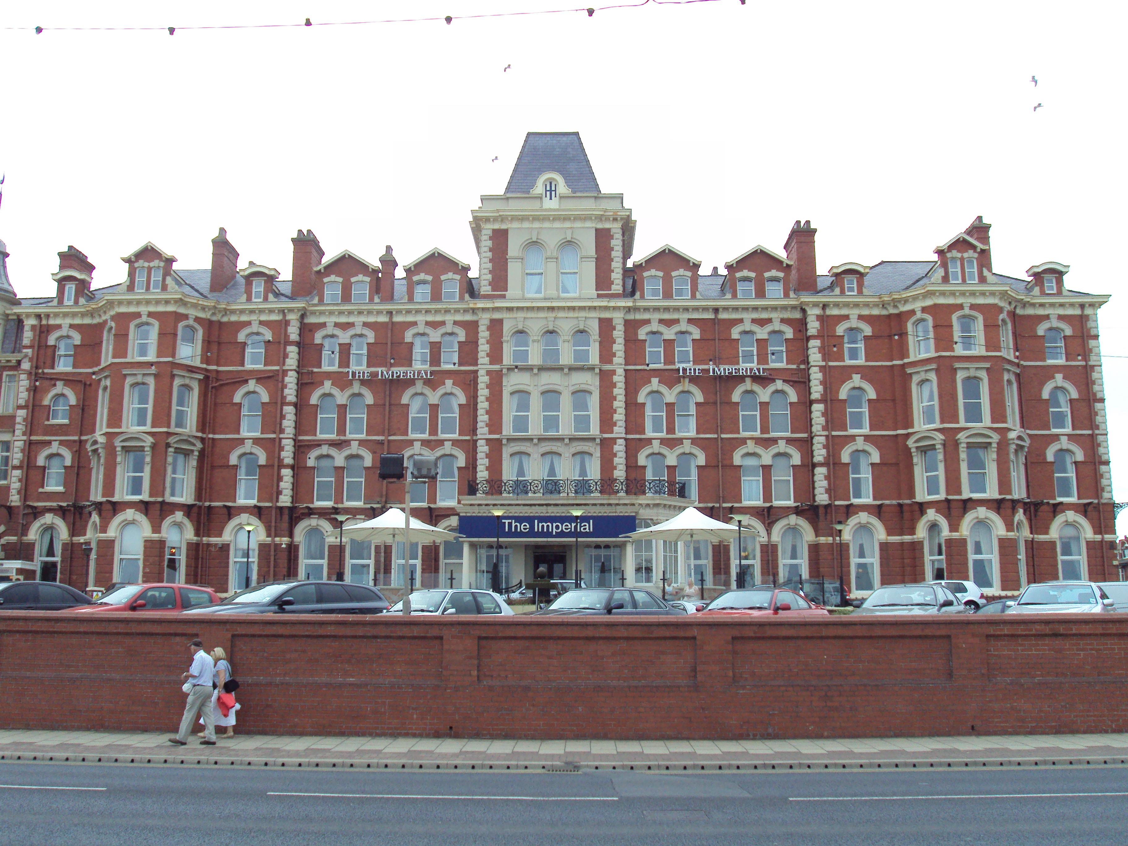 Hilton Hotel Blackpool Parking
