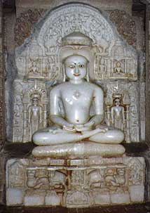 Idol of a Tirthankara