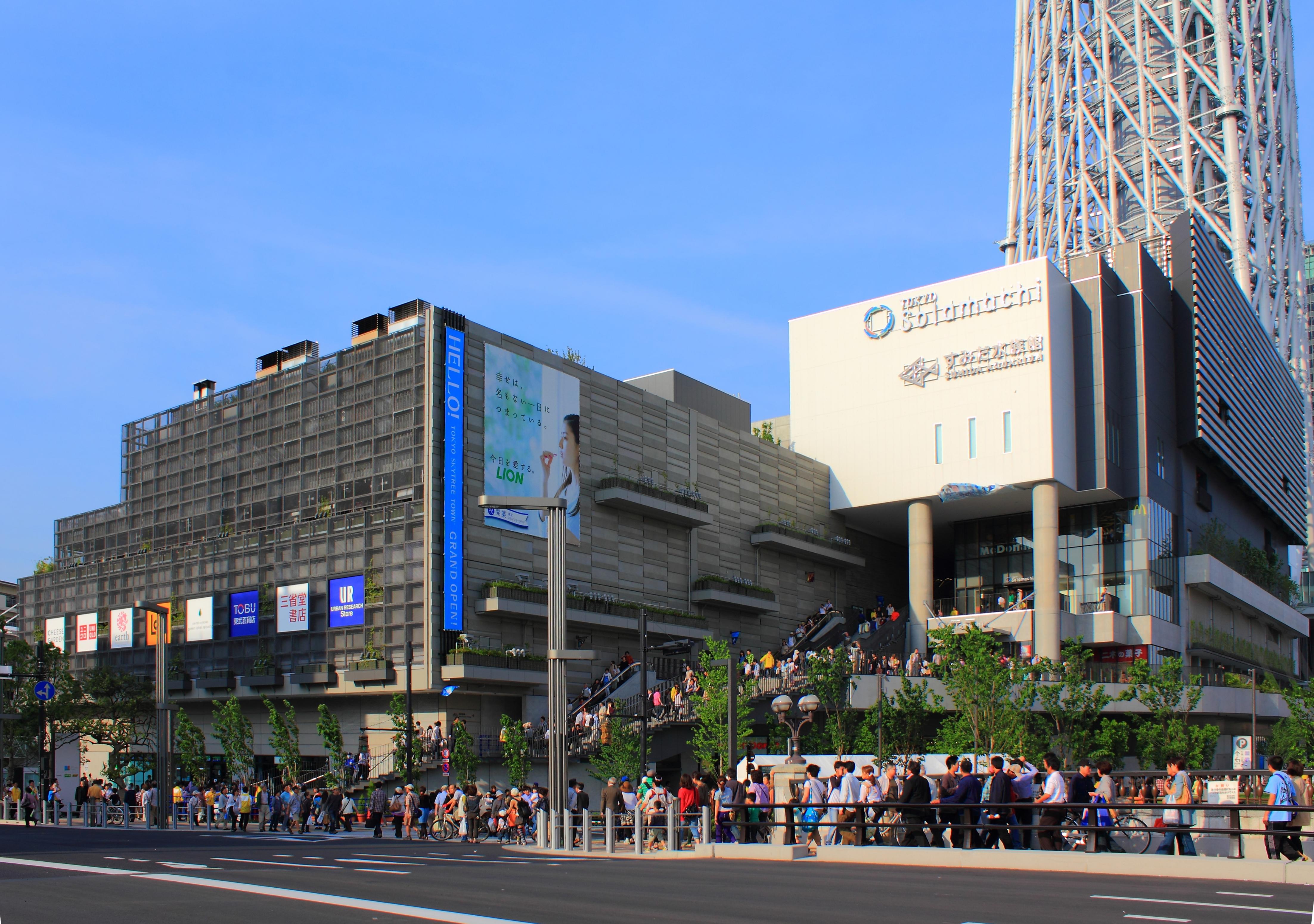 Tokyo soramachi 2012