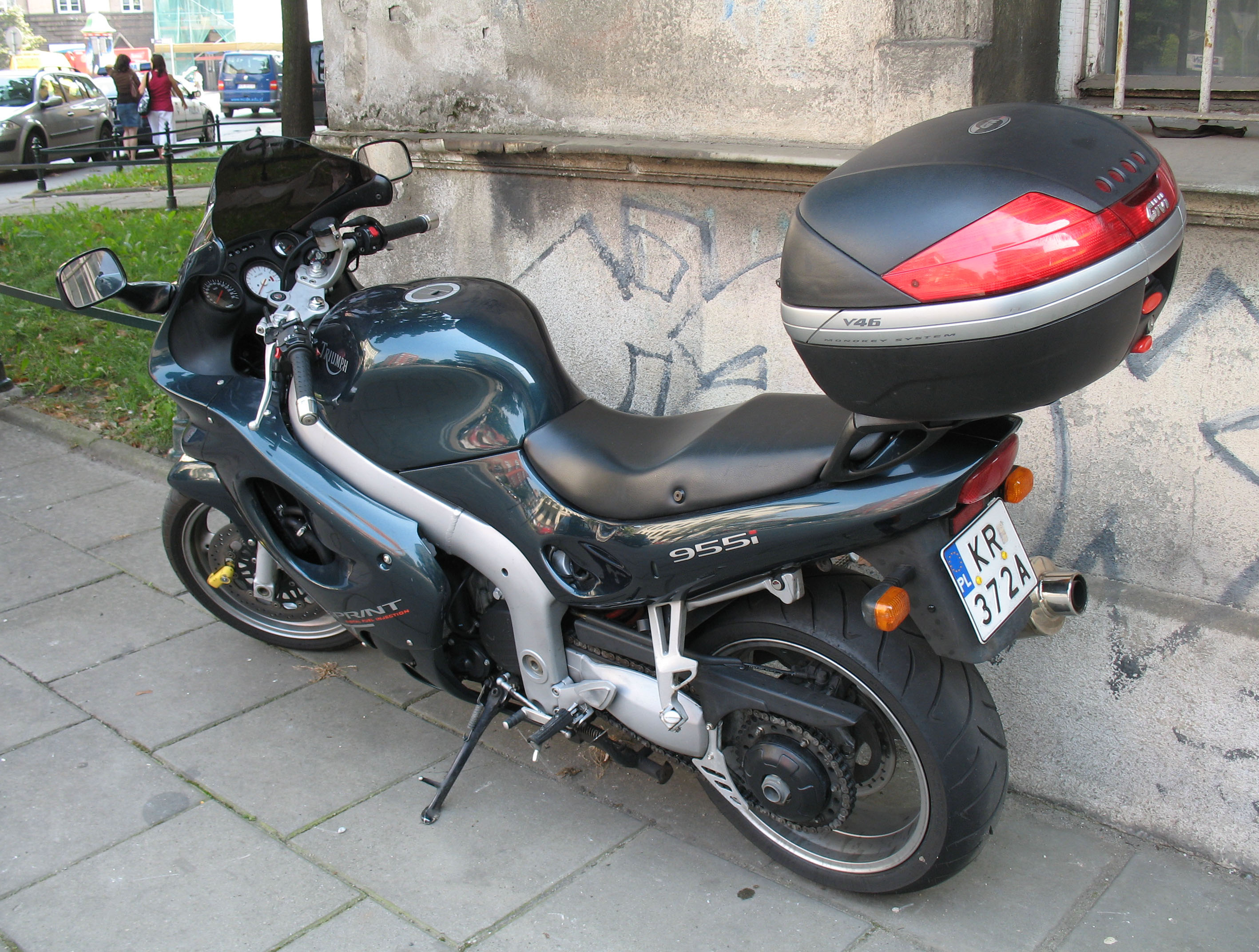 Sprint Motorcycle