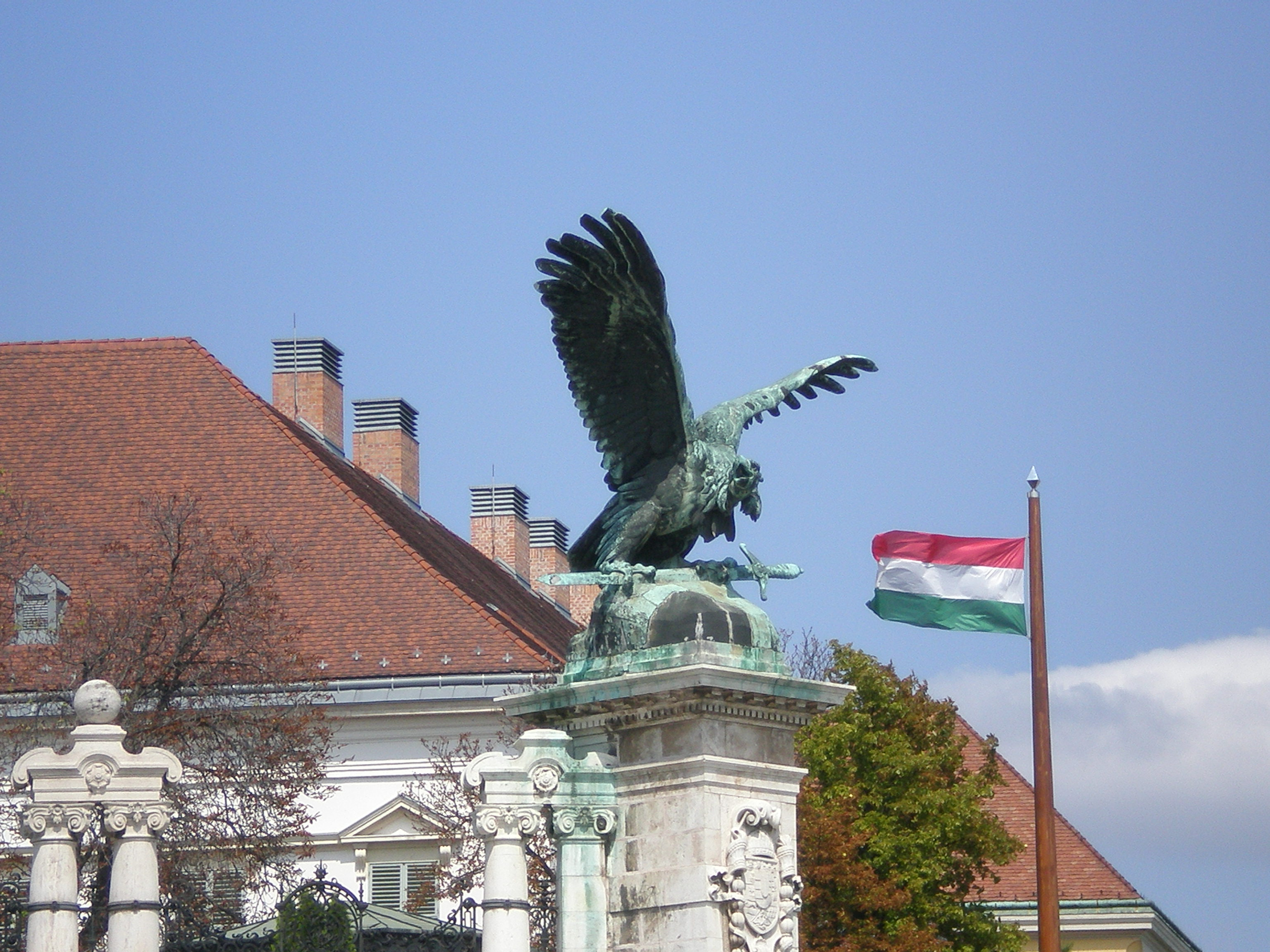 turul and hungarian flag.jpg