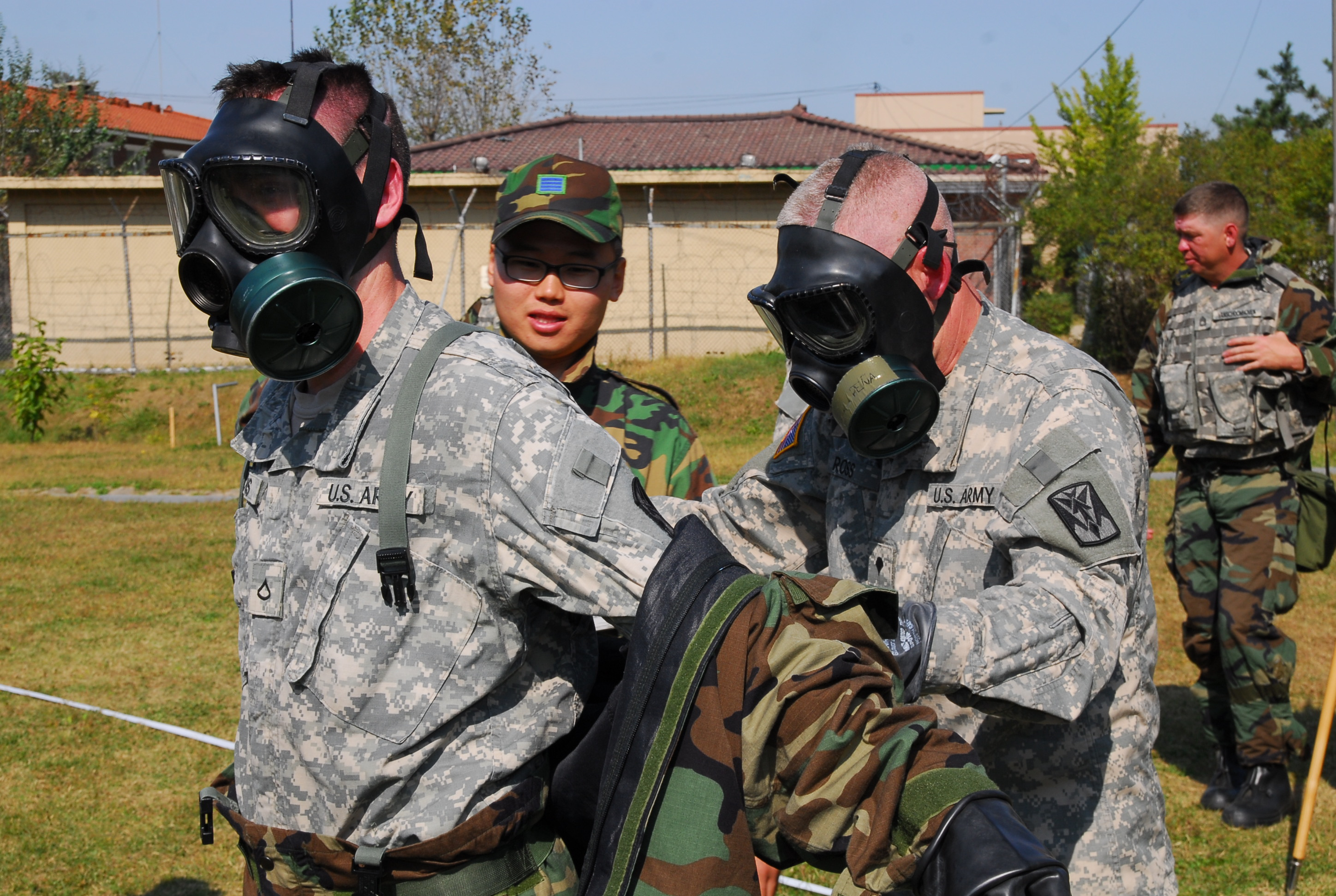 how to become a cbrn officer canada