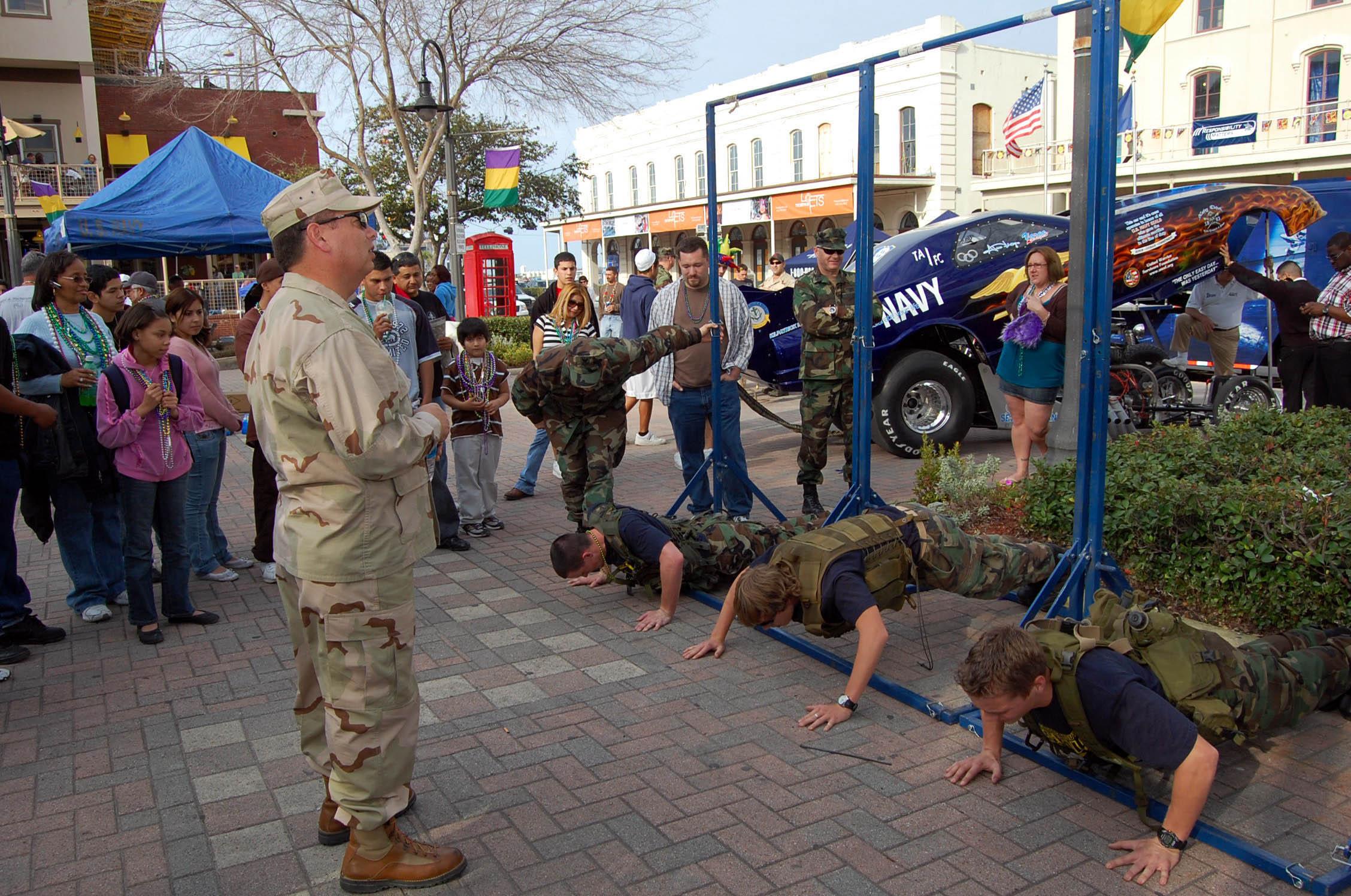 Navy seal training program