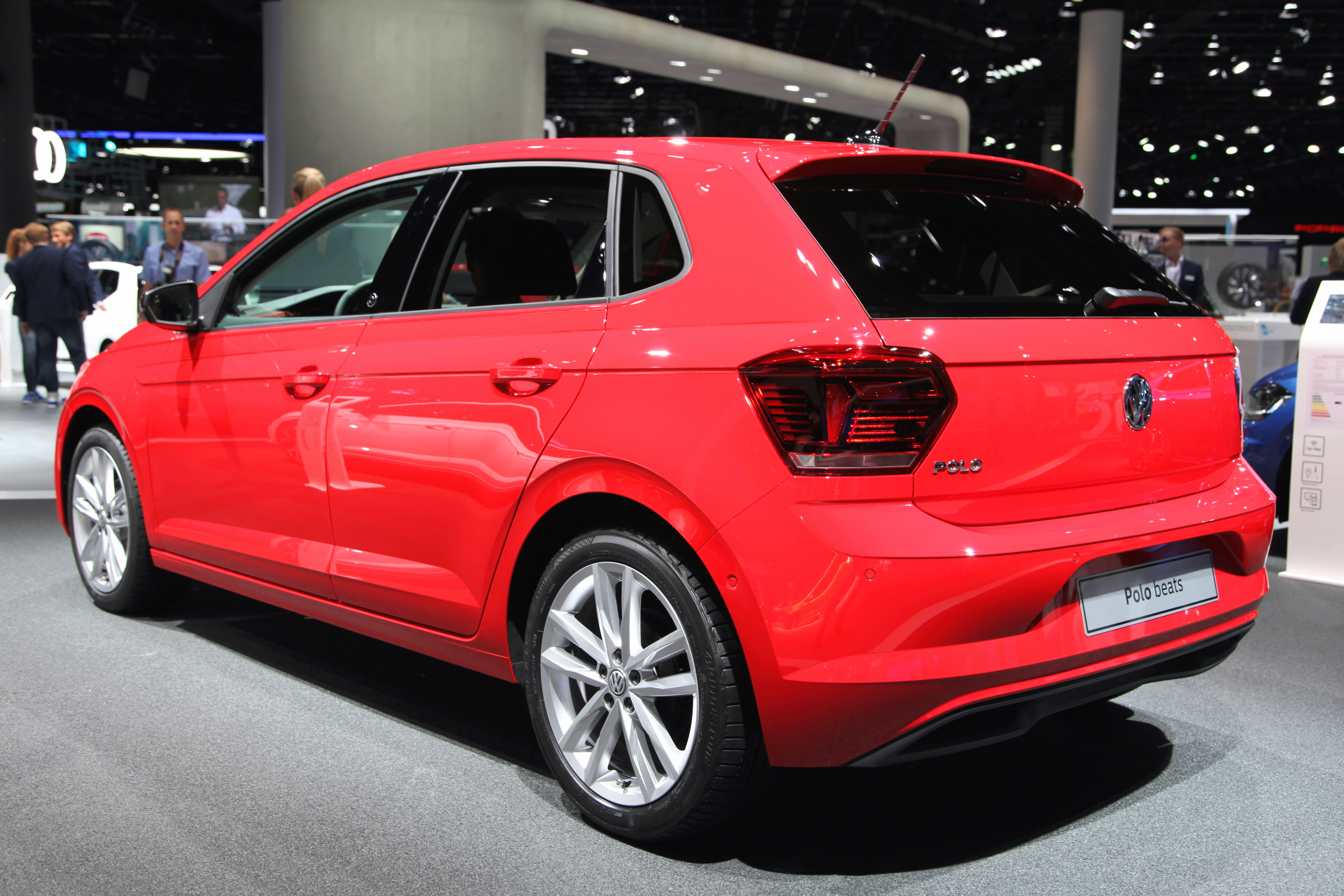 file vw polo beats back img wikimedia commons. Black Bedroom Furniture Sets. Home Design Ideas