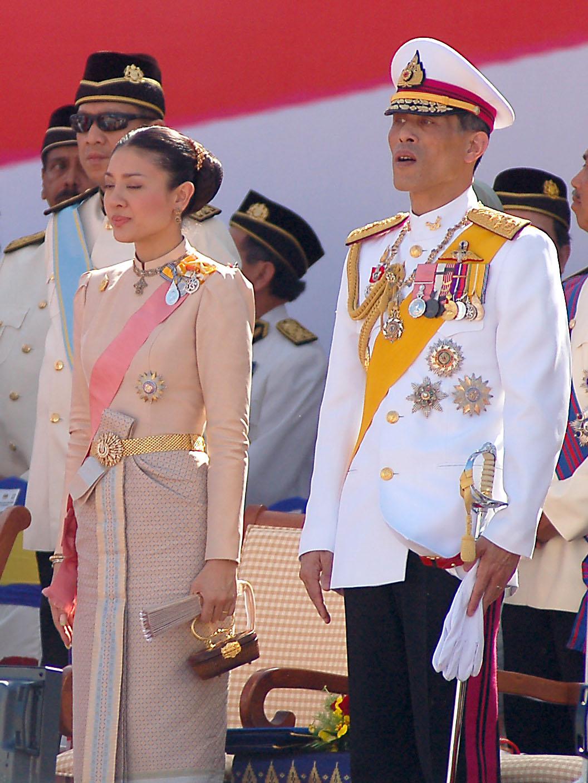 Maha Vajiralongkorn – Wikipedia