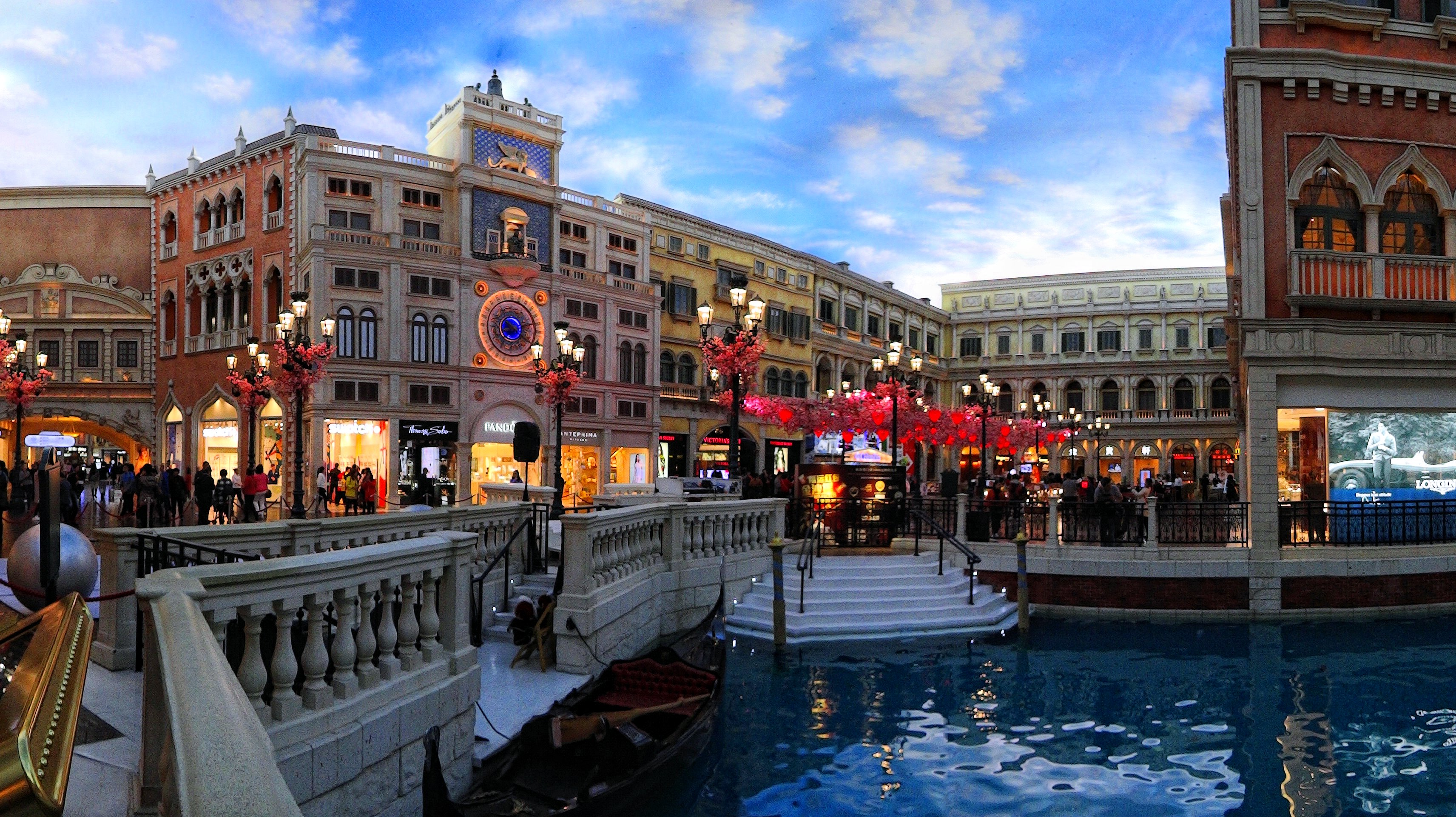 Venetian-Waterfront