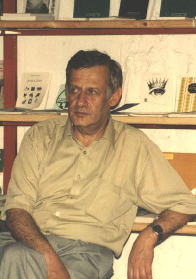 Владимир Матвеевич Гутковский