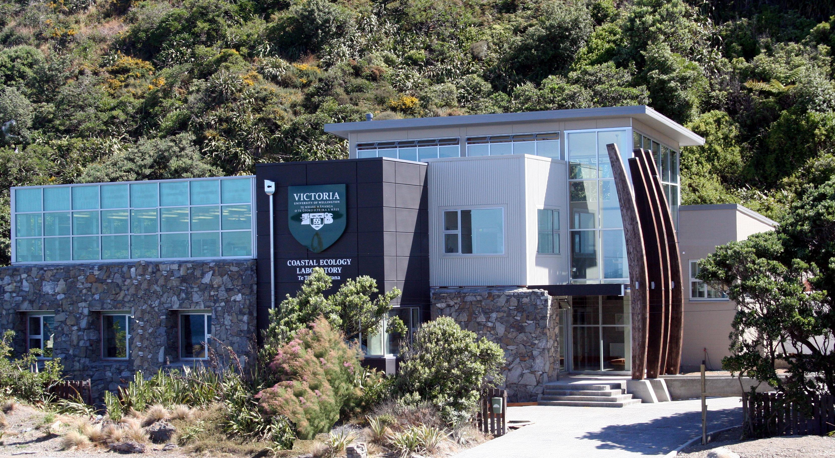 Victoria University Coastal Ecology Laboratory Wikipedia