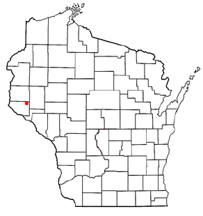 Spring Lake, Wisconsin Town in Wisconsin, United States