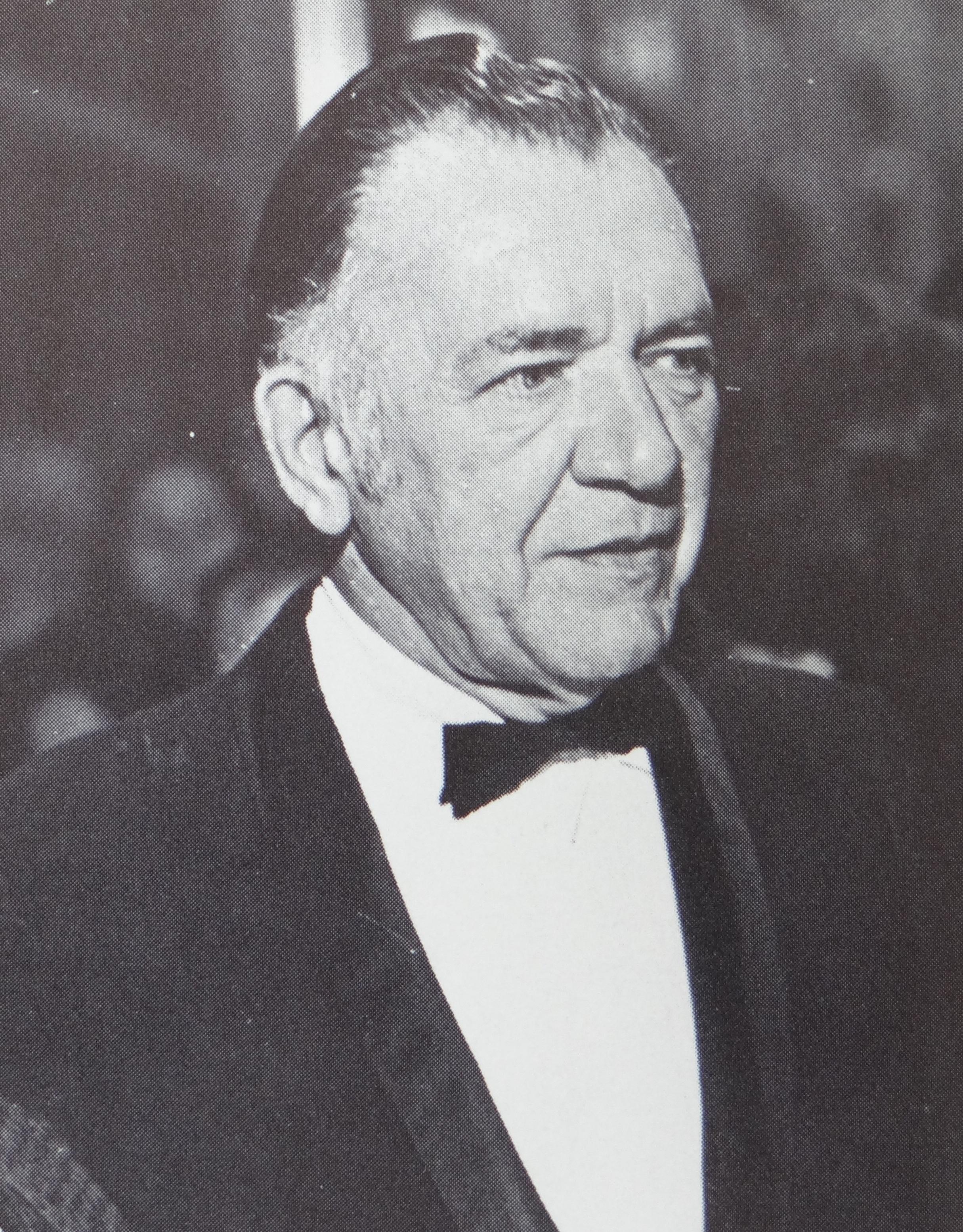 Kerr in 1972