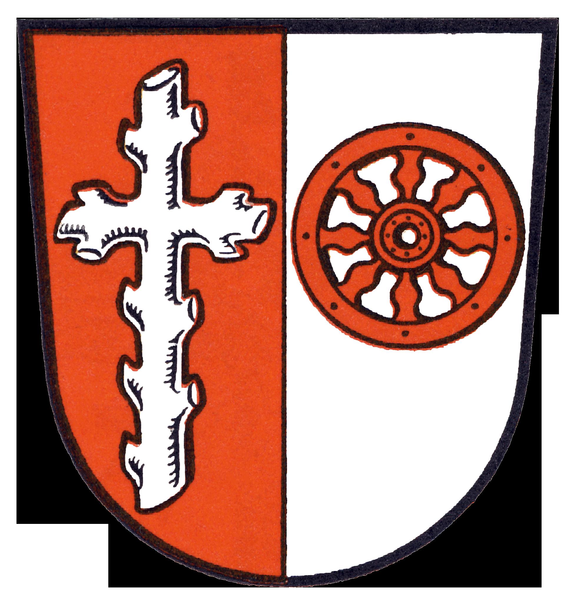 Wappen der früheren Gemeinde Assmannshausen