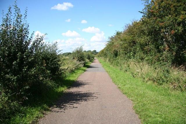 Water Rail Way - geograph.org.uk - 933990