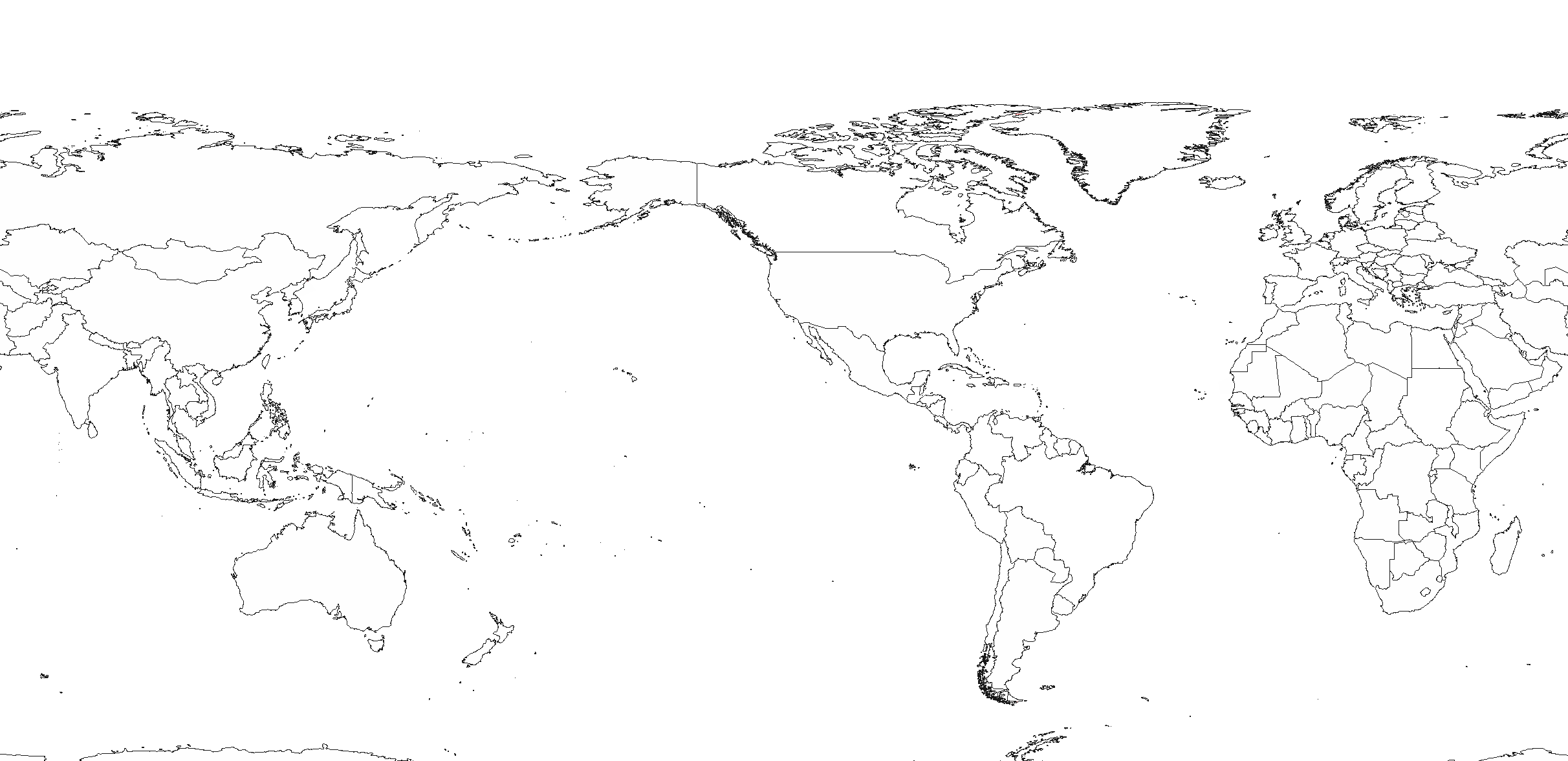 Filewhite world mapamericas centered blankg wikimedia commons filewhite world mapamericas centered blankg gumiabroncs Image collections