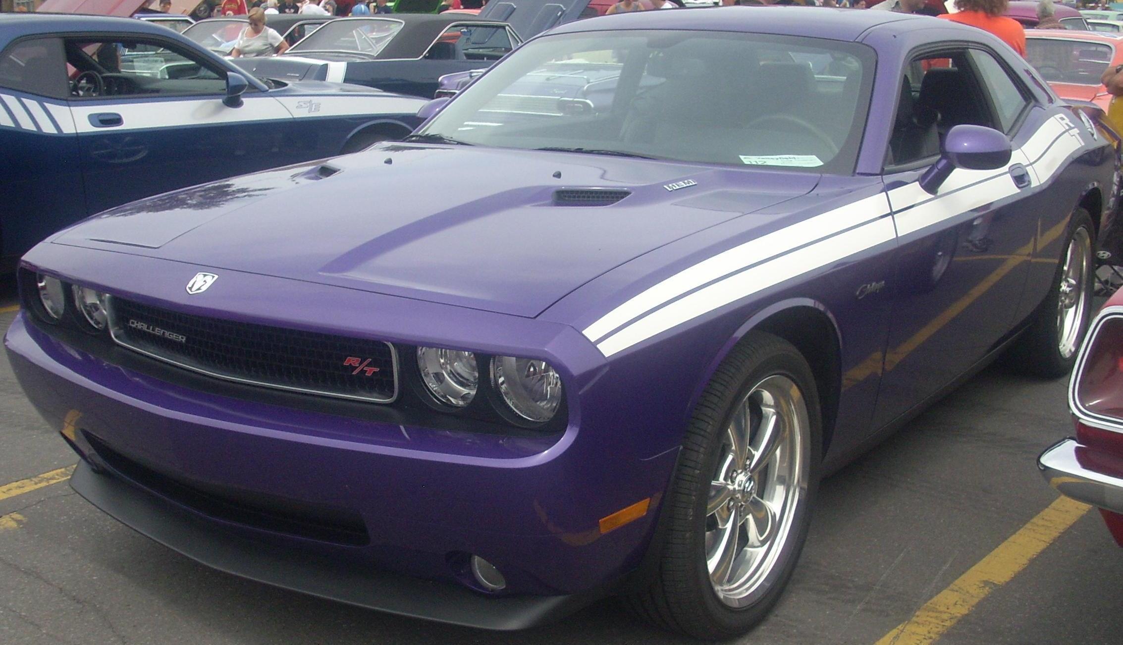 Dodge Challenger Mopar Car Cover
