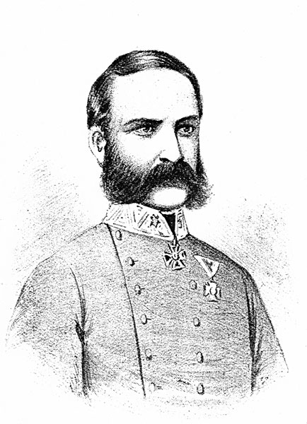 Ðorđe Stratimirović, drawing, ca. 1875