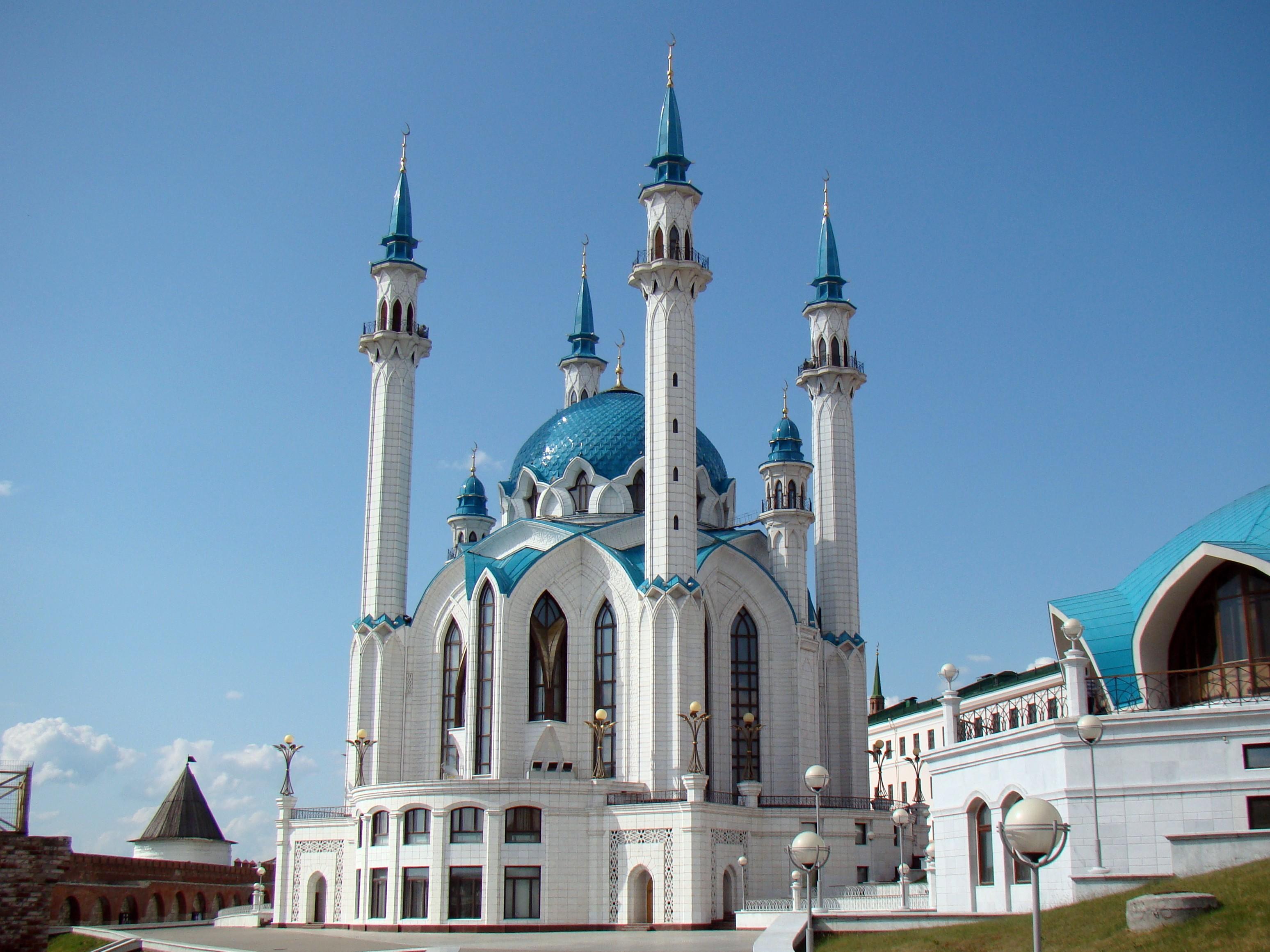 Открытки мечети кул шариф