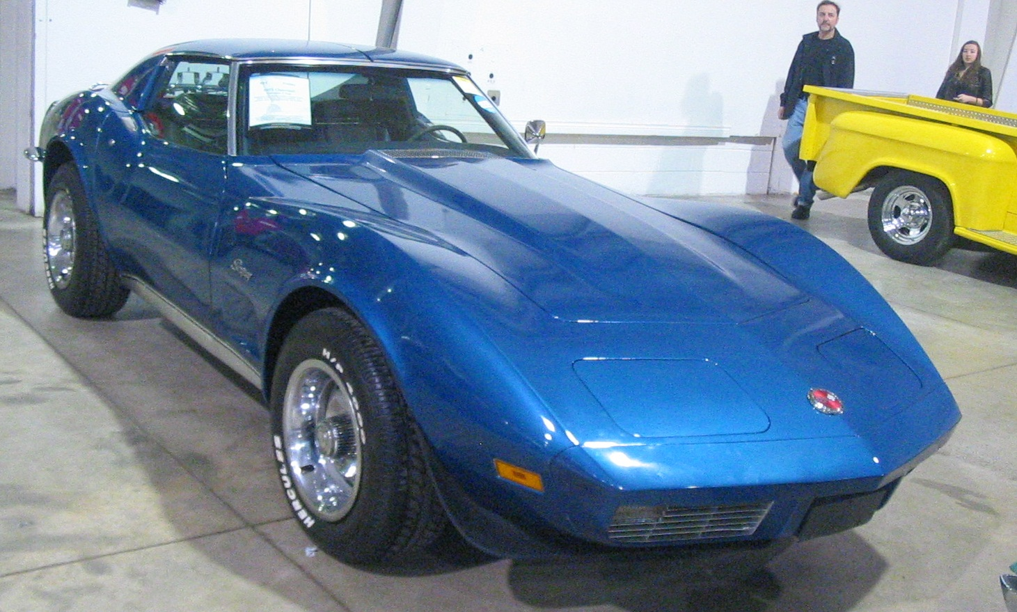 Chevy Corvette Stingray 73 Could It Possibly Get Any