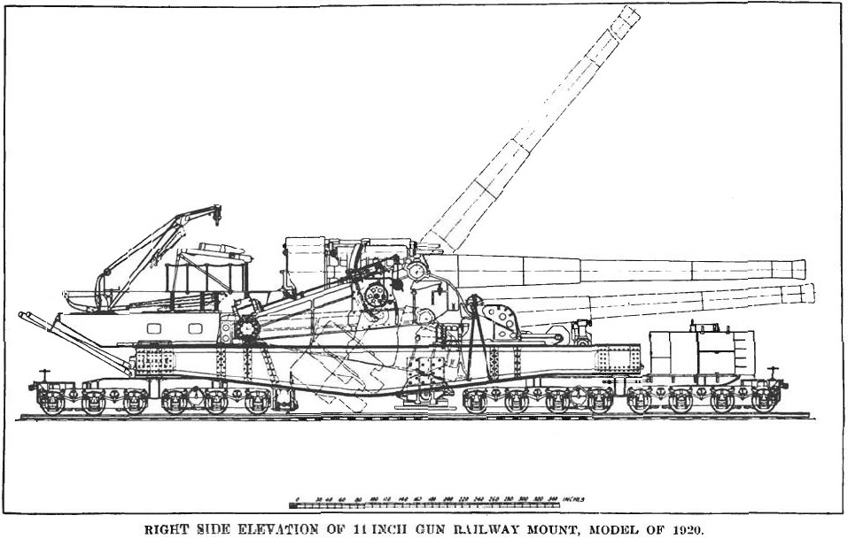 14-inch M1920 railway gun - Wikipedia on