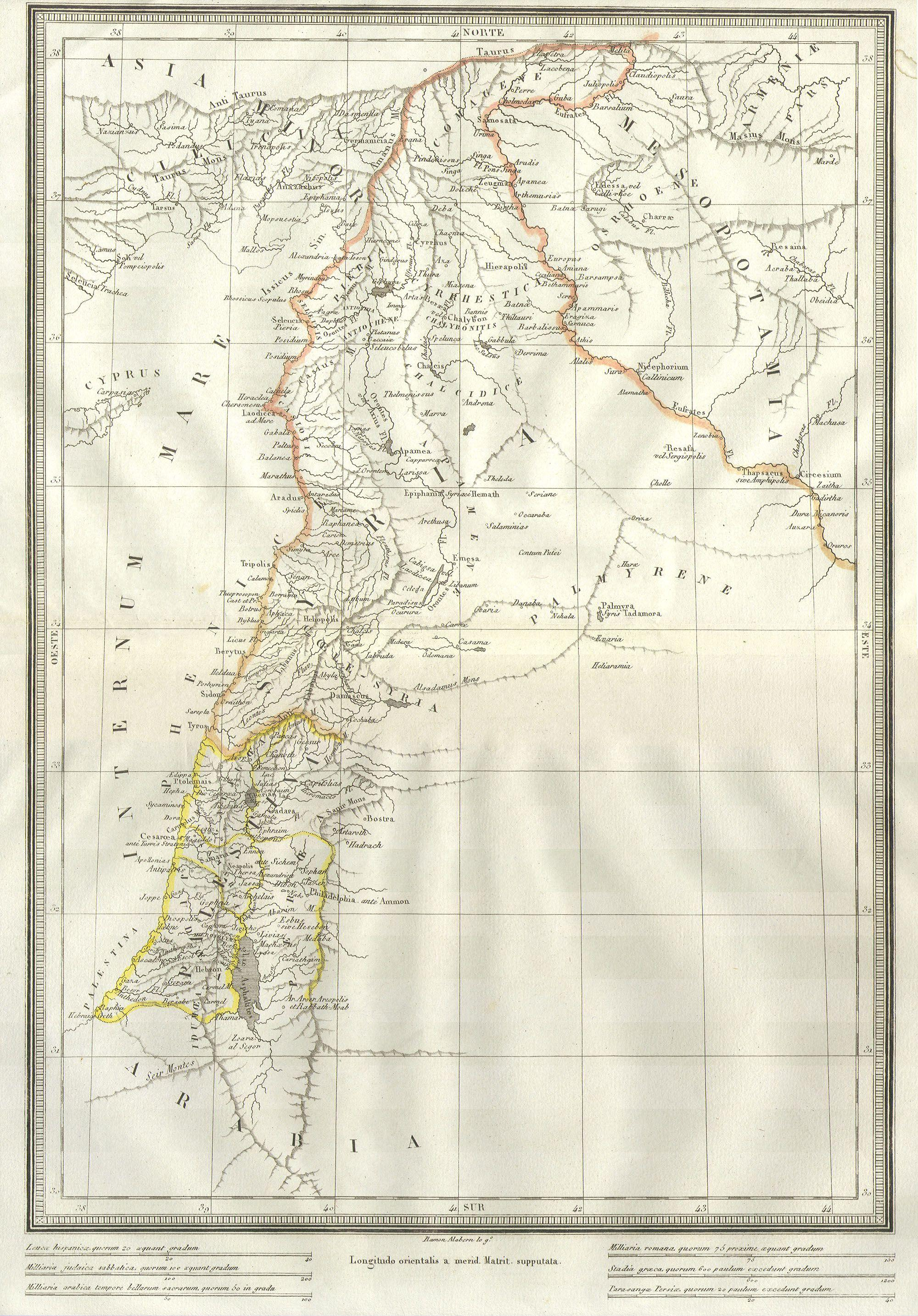 an overview of the history of lebanon