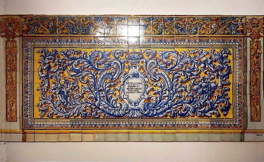Archivo 1909 ceramica ruiz de luna guijo y cia talavera for Ceramica talavera madrid