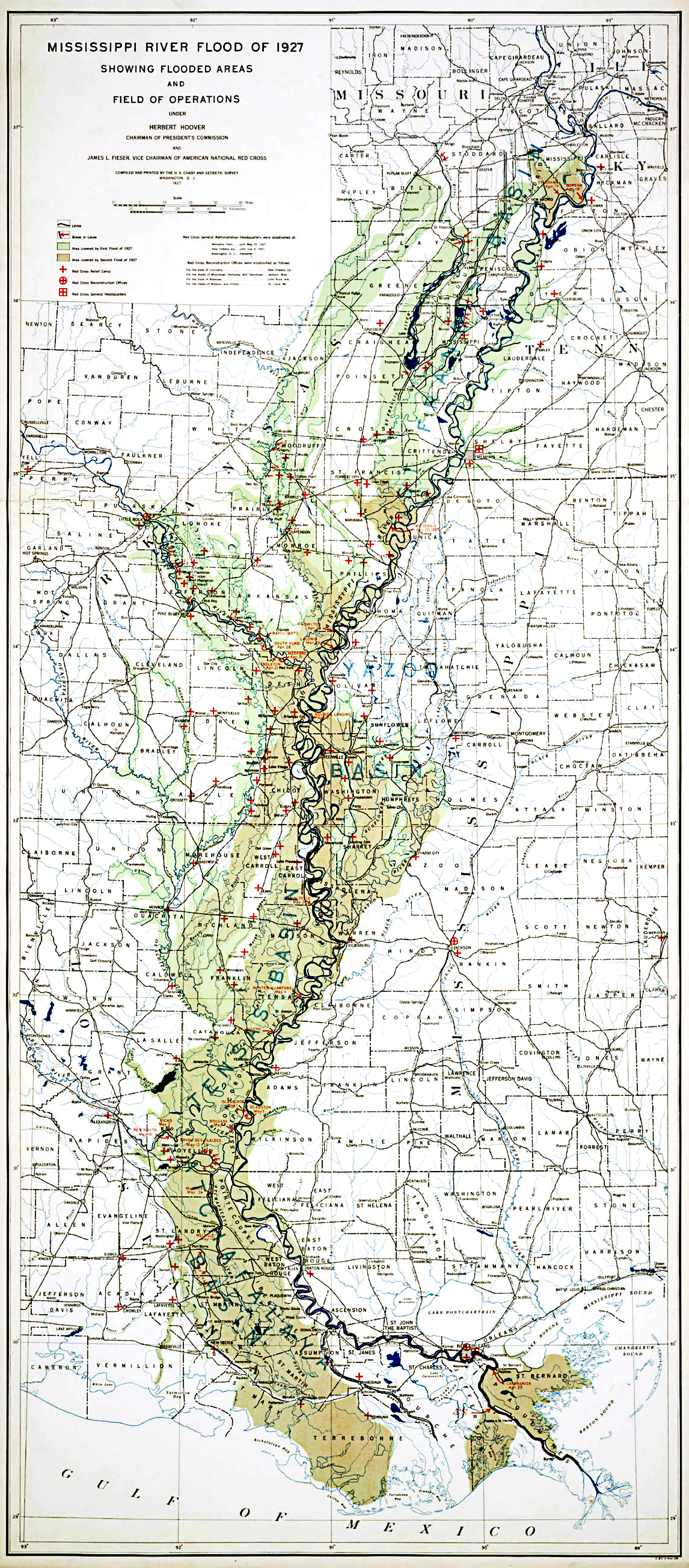 Levees And The Illusion Of Flood Control Highly Allochthonous - Us army corps of engineers 100 year flood maps